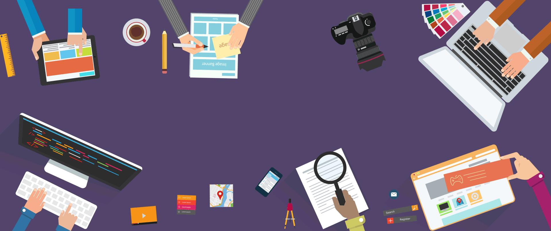 Mobile-Friendly Web Development and Graphic Design